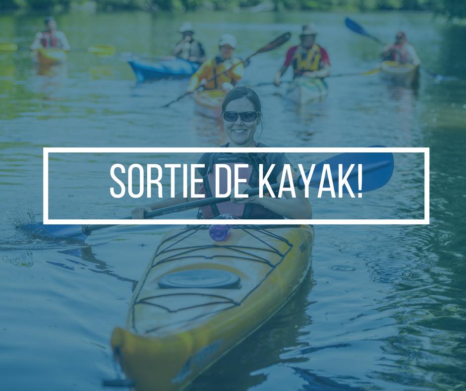 Sortie de kayak de mer avec Nerrivik Aventures