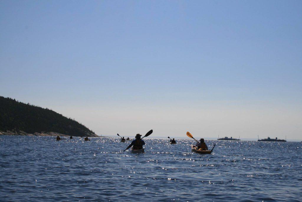 Kayak de mer Nerrivik Aventures 2021