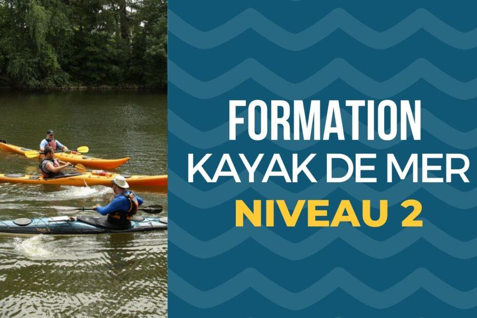 FORMATION kayak de mer - Niveau 2- Nerrivik Aventures 2021