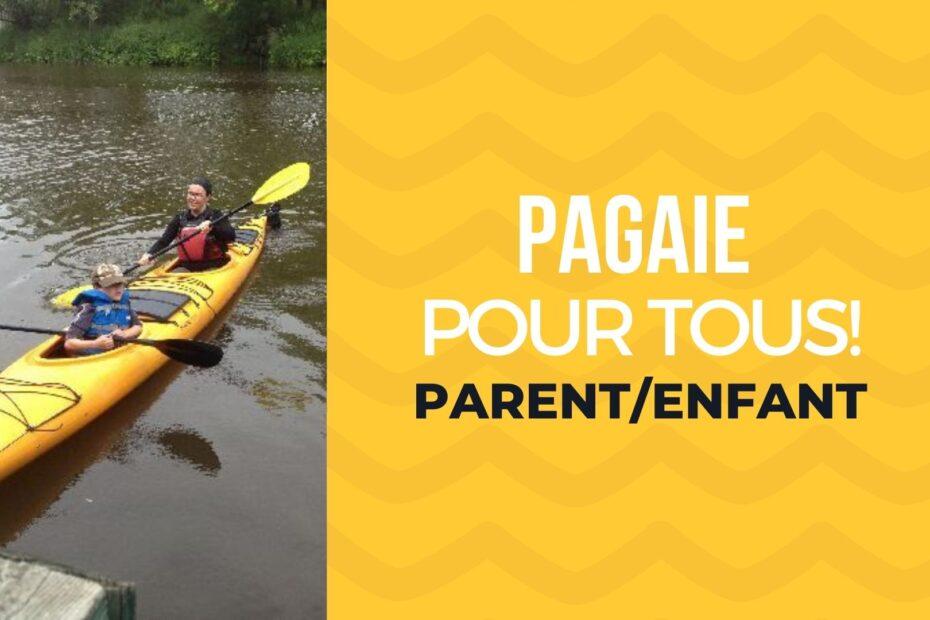 PAGAIE POUR TOUS kayak de mer - avec municipalité - Nerrivik Aventures