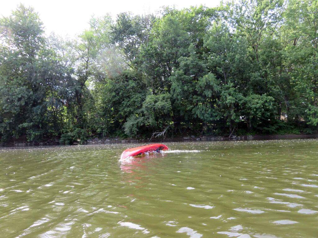 kayak de mer - Nerrivik Aventures - rivière l'Assomption -22